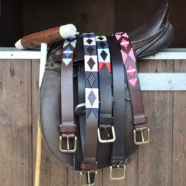 Argentinian Polo Belts