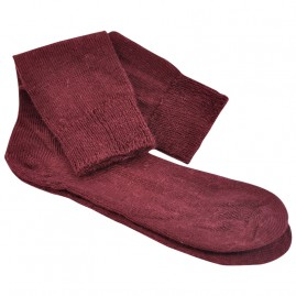 Mohair Everyday Socks Bordeaux