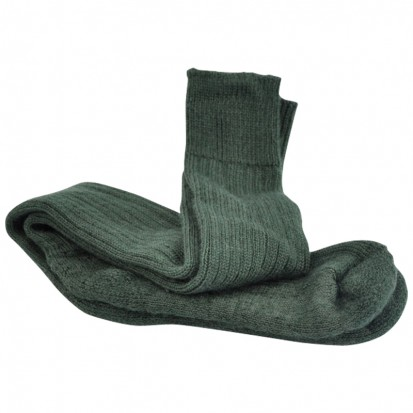 Original Ride Ski Fish Mohair Socks Green
