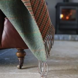 Reversivble Tweed Rugs