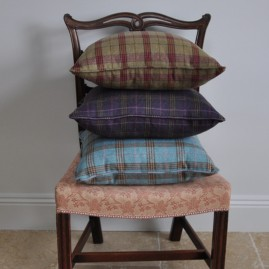 Tweed Cushions