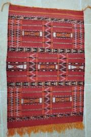 Mid Atlas Kilim rug Zemmour Tribe (No 27)