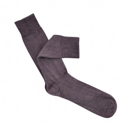 Heather Everyday Mohair Socks