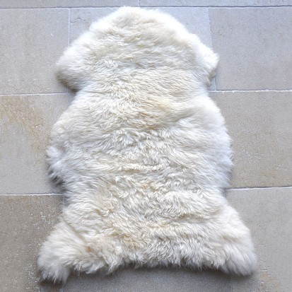Natural Single Sheepskin