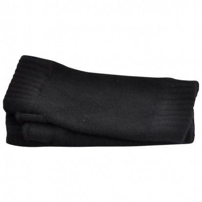 Cashmere Wristwarmers in Black