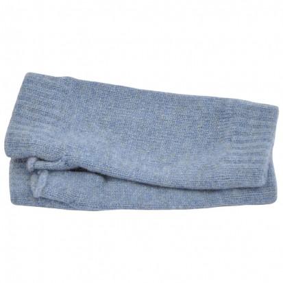Cashmere Wristwarmers in Jean