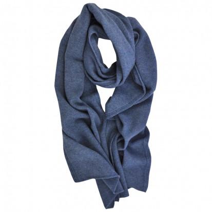 Cashmere gauzy scarf jean