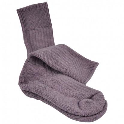 Childrens Cushion Soled Heather Mohair Socks