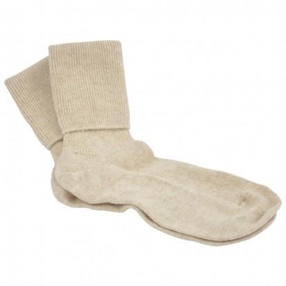 Ladies Cashmere Socks LInen