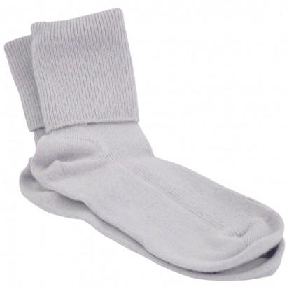 Ladies Cashmere Socks Taffeta