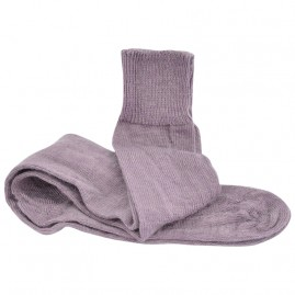 Long Everyday LtWeight Ride Ski Walk Mohair Socks Heather
