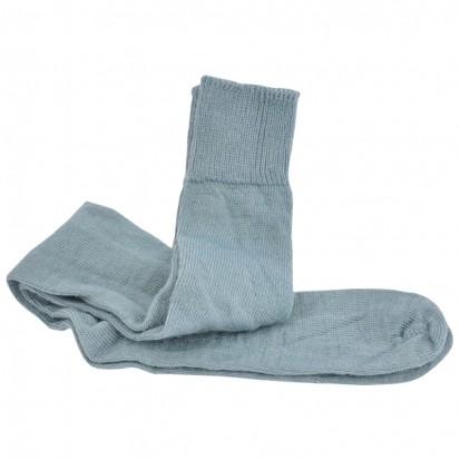 Long Everyday LtWeight Ride Ski Walk Mohair Socks RAF Blue