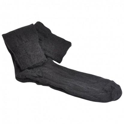 Mohair Everyday Socks Black