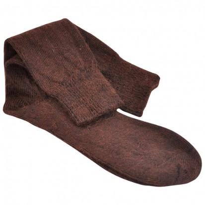 Mohair Everyday Socks Chocolate