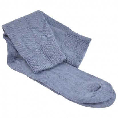 Mohair Everyday Socks Denim
