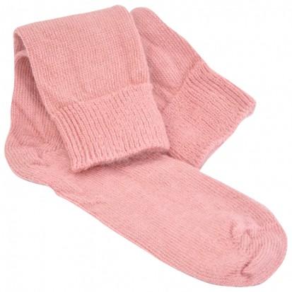 Mohair Everyday Socks Dusty Pink