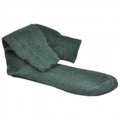 Mohair Everyday Socks Green
