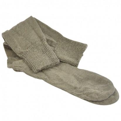 Mohair Everyday Socks Olive