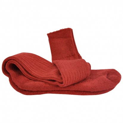 Original Ride Ski Fish Mohair Socks Bloodred