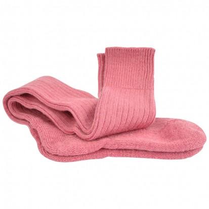 Original Ride Ski Fish Mohair Socks Rhubarb