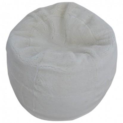 Sheepskin Bean Bag Natural Shorn