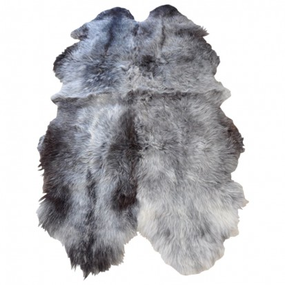 Sheepskin Native Breed Grey Quadruple
