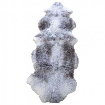 Sheepskin Native Breed Grey Double