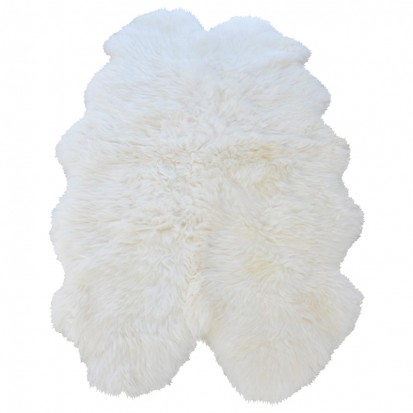 Sheepskin Natural Quadruple