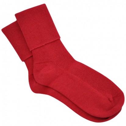 Ladies Sock Cornelian