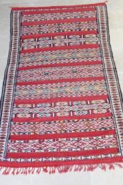 Mid Atlas Kilim rug Zemmour Tribe (No1)