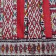 Mid Atlas Kilim rug Zemmour Tribe (No1)_swatch