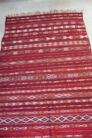 Mid Atlas Kilim rug Zemmour Tribe (No 4)