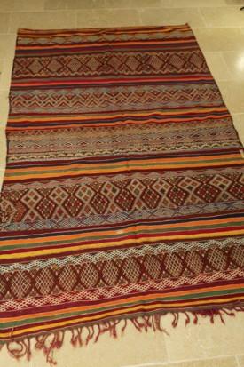 Mid Atlas antique Kilim rug Zemmour Tribe (no 12)