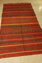 Mid Atlas antique Kilim rug Zemmour Tribe (no 11)