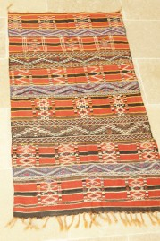 Mid Atlas antique kilim rug Zemmour Tribe (no 7)