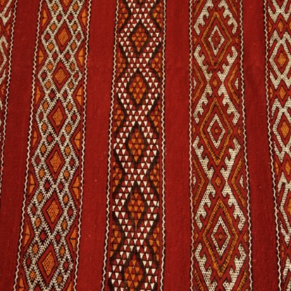 Mid Atlas antique kilim rug Zemmour Tribe (no 19)_swatch