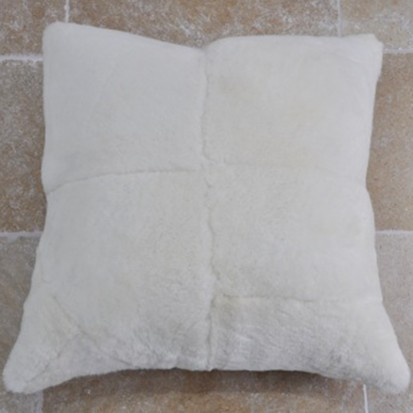 Sheepskin Cushion Natural Shorn
