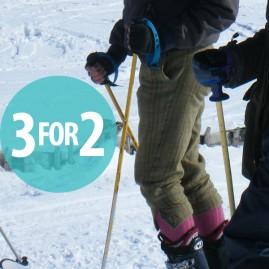 Mohair Skiing Socks