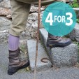 Special offer on mohair shooting socks from Mohair and More